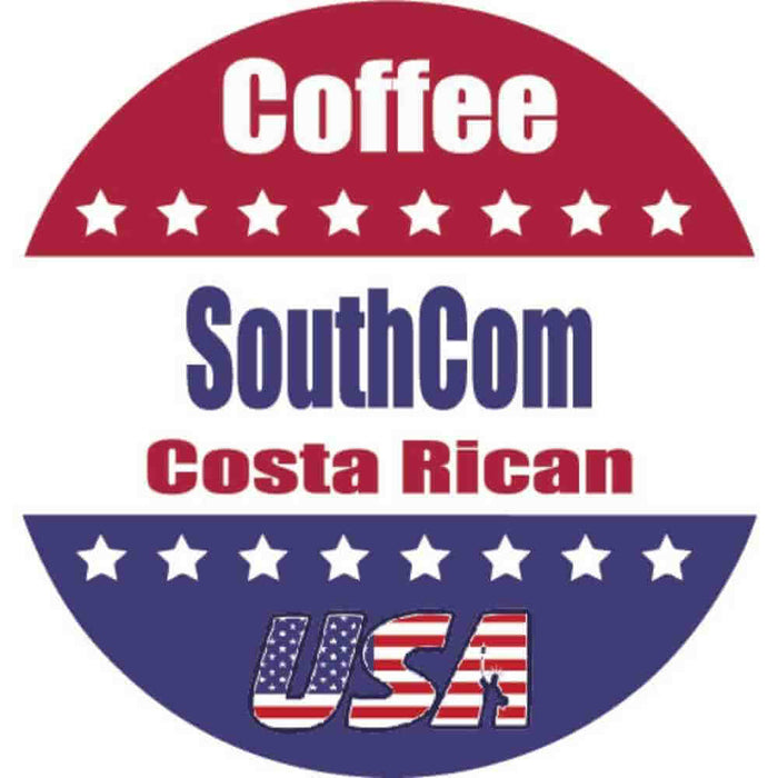 SouthCom - (Costa Rican) Single Cups