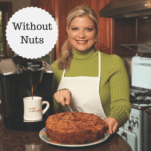 Miss Ellie's Cinnamon Coffee Cake ( No Nuts)