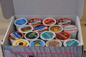 12 Month K-Cup Subscription - Variety Sampler Pack - Coffee Wholesale USA