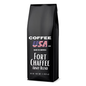 Fort Chaffee Army Blend (100% Colombian)