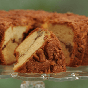 Grandma's Cinnamon Coffee Cake ( No Nuts)