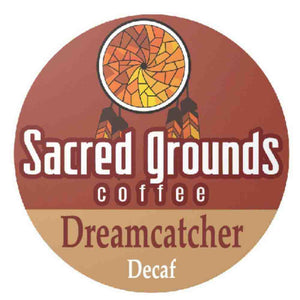 Dreamcatcher Decaf Medium Roast - Single Cups
