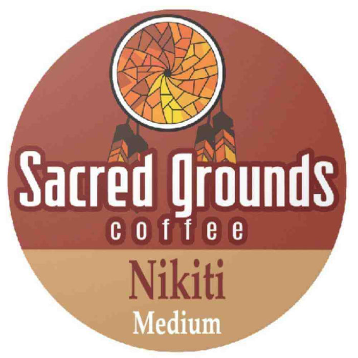 Nikiti Medium Roast - Single Cups