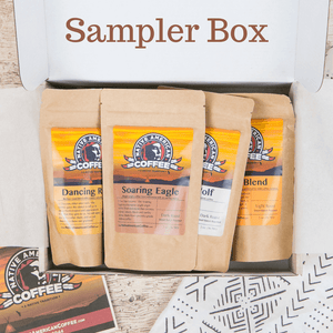 Native American Coffee | Fresh Roasted Sampler