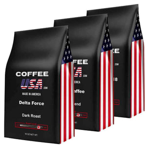 Troop Coffee Package