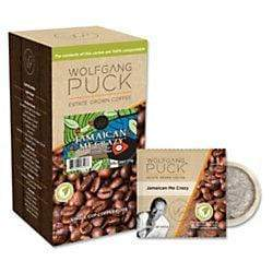Wolfgang Puck Coffee - Jamaica Me Crazy - Soft Pods