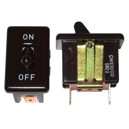 Bunn On/Off Switch for WX1, WX2 and Older VPR/VPS Brewers - 04225.0002