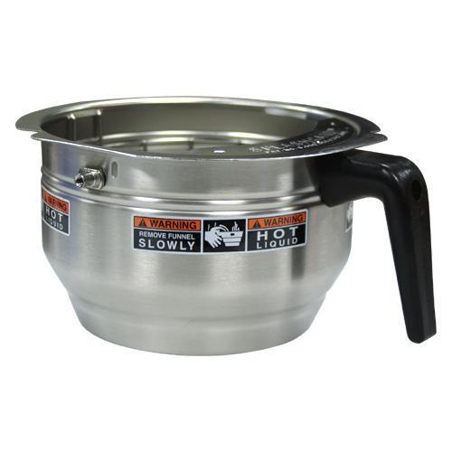Bunn Filter Basket - Commercial - Stainless Gourmet Funnel [34559.0000]