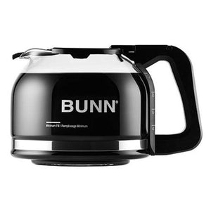 Bunn Pour-o-Matic Drip Free Coffee Pot (Glass, 10 Cup) | 49715.0000 - Coffee Wholesale USA
