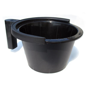 Bunn Filter Basket for NHBX-B and NHS-B Home Coffee Makers (Black, 10-cup)
