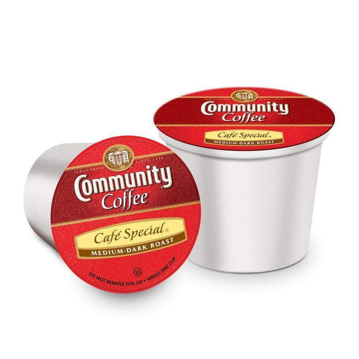 Community Coffee K-Cup® Packs - Cafe Special - 18 Count Box