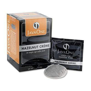 Java One Coffee Pods - Hazelnut Creme