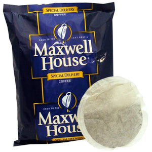 Maxwell House Coffee - Special Delivery - 12 Cup Filter Pack - 42 packets 1.2 oz.