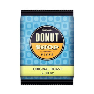 Donut Shop Blend™ Coffee - 2 oz Pillow Packs - Original Roast - 42 count box
