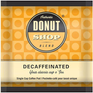 Donut Shop Blend™ Coffee - Soft Pods - DECAF