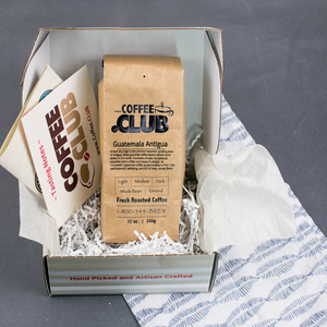 12 Month Coffee Club Subscription
