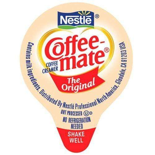 Coffee-mate Original Liquid Creamer Singles, 360 Count Cups