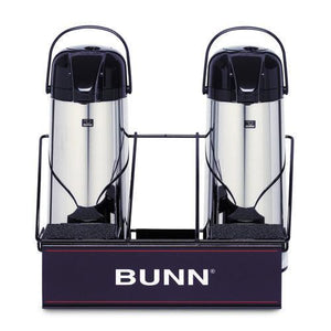 Bunn APR2 - 2 Airpot Serving Rack - Coffee Wholesale USA
