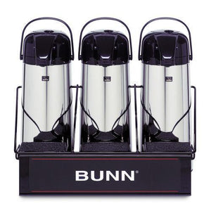 Bunn APR3 - 3 Airpot Serving Rack - Coffee Wholesale USA