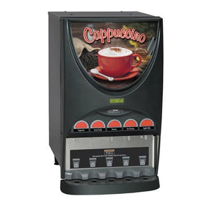 Bunn iMIX-5 Five Flavor Cappuccino Dispenser - Coffee Wholesale USA