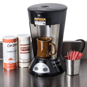 Bunn My Cafe MCA Automatic (Plumb-In) Soft Pod Brewer [35400.0009]