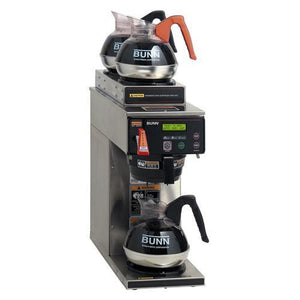 Bunn Axiom-DV-3 Automatic Coffee Brewer - Inline (Dual Voltage) - Coffee Wholesale USA