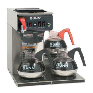 Bunn CWTF Series Automatic Coffee Brewer - Low Profile - Coffee Wholesale USA