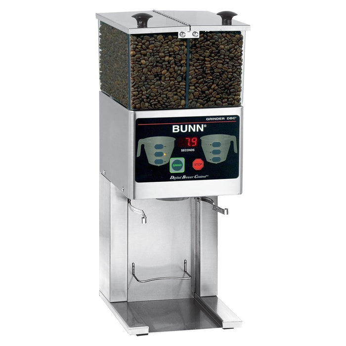 Bunn FPG-2 DBC French Press Coffee Grinder - Stainless