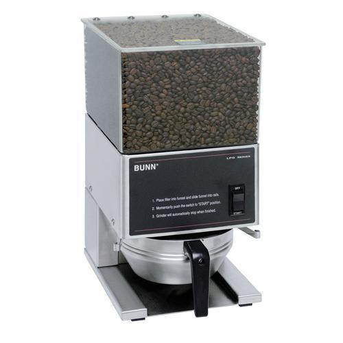 Bunn LPG Portion Control Coffee Grinder