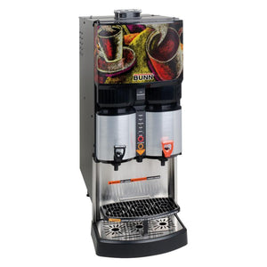 "Bunn LCA-2 Ambient Liquid Coffee Dispenser (Scholle Connector, 1/8"" tube) 