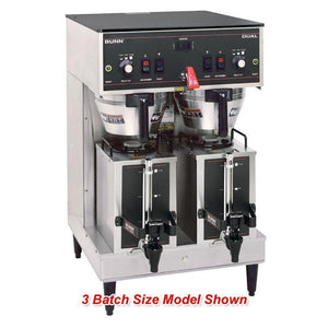 Bunn Dual Satellite Coffee Brewer - Coffee Wholesale USA