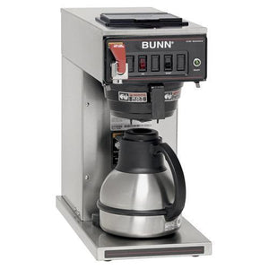 Bunn CWTF15-TC Automatic Thermal Carafe Coffee Brewer - Coffee Wholesale USA