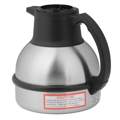 Bunn Deluxe Thermal Carafe - Stainless Steel - 1.9L Capacity