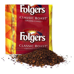 Folgers Coffee - Classic Roast - 42 -  1.5 oz. - Pillow Pack