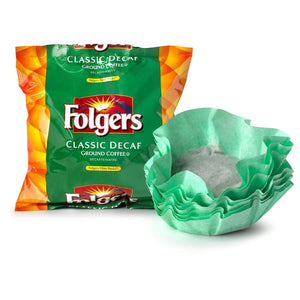 Folgers Coffee - Classic Roast DECAF - 40 - 0.90 oz. Decaf Filter Packs