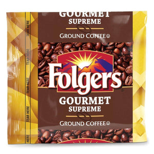 Folgers Coffee - Gourmet Supreme - 42 1.75 oz. Pillow Pack
