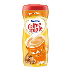 Coffee-mate Hazelnut Creamer Canister 15 oz