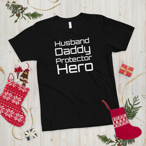 Husband and Daddy T-Shirt
