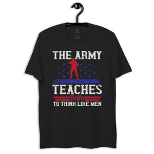 The Army Teaches You to Think Like Men