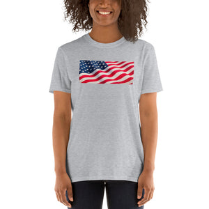America Short-Sleeve Unisex T-Shirt