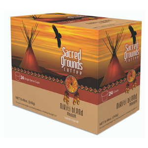 Native American Coffee - Nikiti Medium Roast - Single Cups