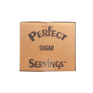 Perfect Servings Sugar Bag - 6 - 3 lb. Bags Per Case