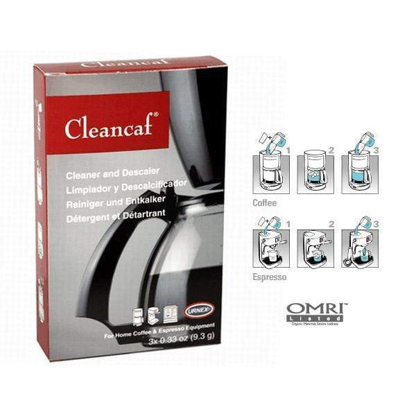 Cleancaf Home Brewer Cleaner Packets - Retail 3-Pack