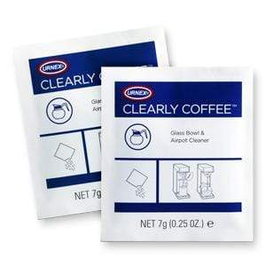 Clearly Coffee Powdered Coffee Pot Cleaner - 0.25oz Packets