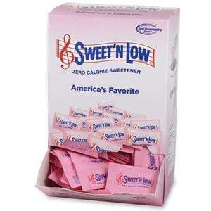 Sweet'n Low Sweetener - Packets - 400ct Dispenser Box