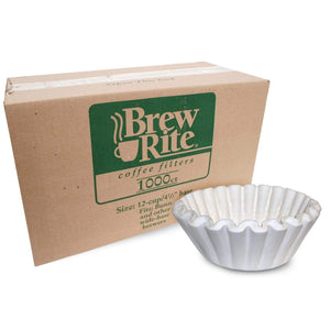 Brew-Rite Coffee Filters - 1,000 Count - 12 Cup Filters
