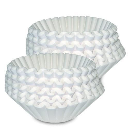 Bunn Coffee Filters - 1.5 Gal for Gourmet Smart Funnel (13.75 x 5.25) - 500ct [20138.1000]