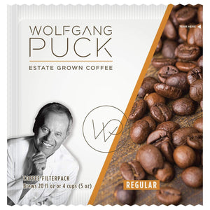 Wolfgang Puck In-Room Coffee - FP SIGNATURE - 150/0.5 oz. Filter Pack (4 Cup)