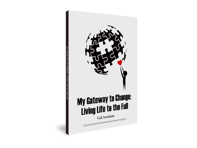 My Gateway to Change: Living Life to the Full - E-Book - The Way of the Tortoise happiness journal