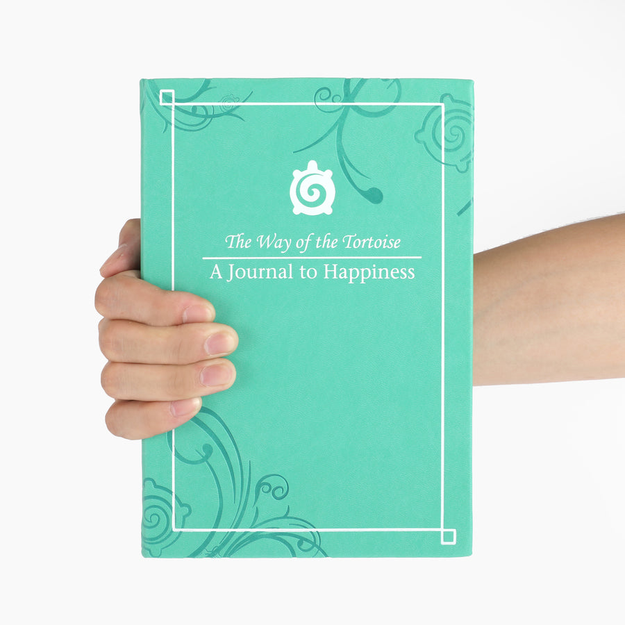 A Journal to Happiness - The Way of the Tortoise